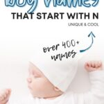 Baby Boy Names That Start With N