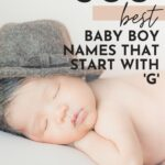 Best Boy Names That Start With G