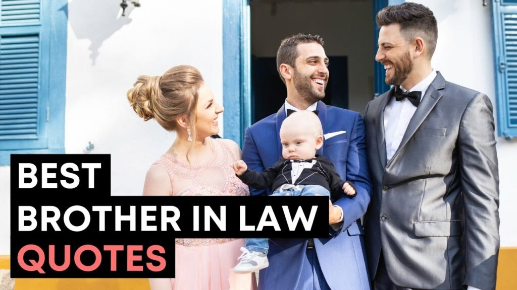 Best Brother In Law Quotes And Sayings - YouTube Video Cover