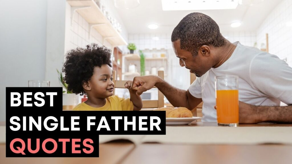 Best Single Father Quotes And Sayings - Youtube Video Cover