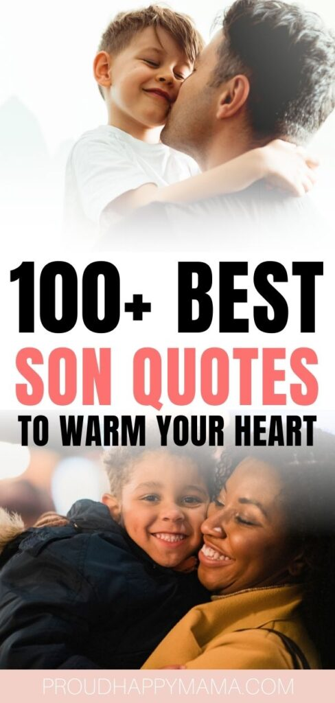 Best Son Quotes