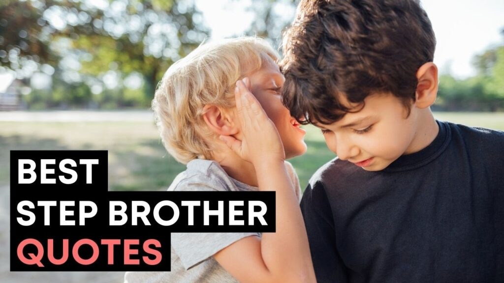 Best Step Brother Quotes And Sayings - YouTube Video Cover