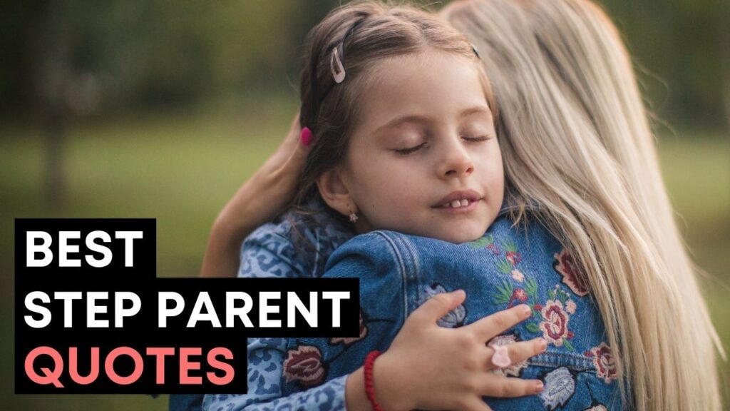Best Step Parent Quotes And Sayings - YouTube Video Cover