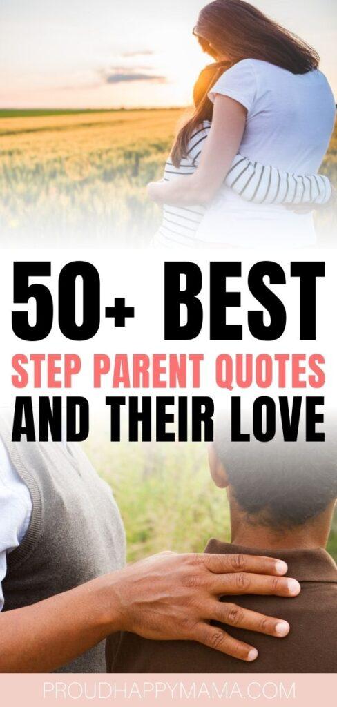 Best step parent quotes