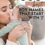 Cool Boy Names That Start With J