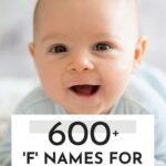 Cute Baby Boy Names That Start With F