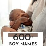 Cute Baby Boy Names That Start With J