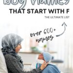 Unique Boy Names That Start With F