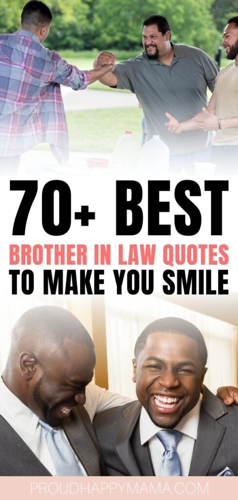 brother in law quotes and sayings