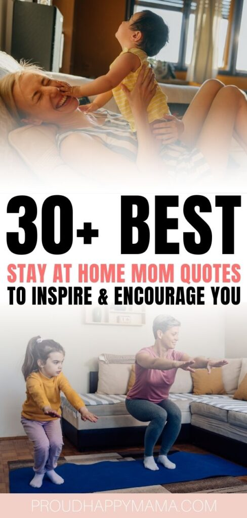 stay at home mom quotes