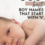 Baby Boy Names That Start With V - Post Cover
