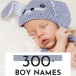 Cute Baby Boy Names That Start With U