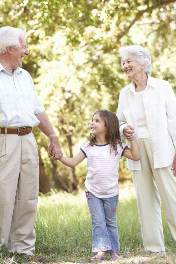 Grandparent traditions