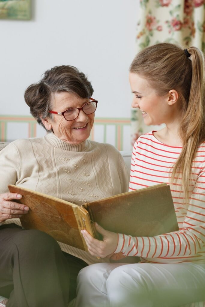 Reading Stories Together