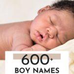 Unique Boy Names That Start With R