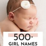 Best Girl Names That Start With I