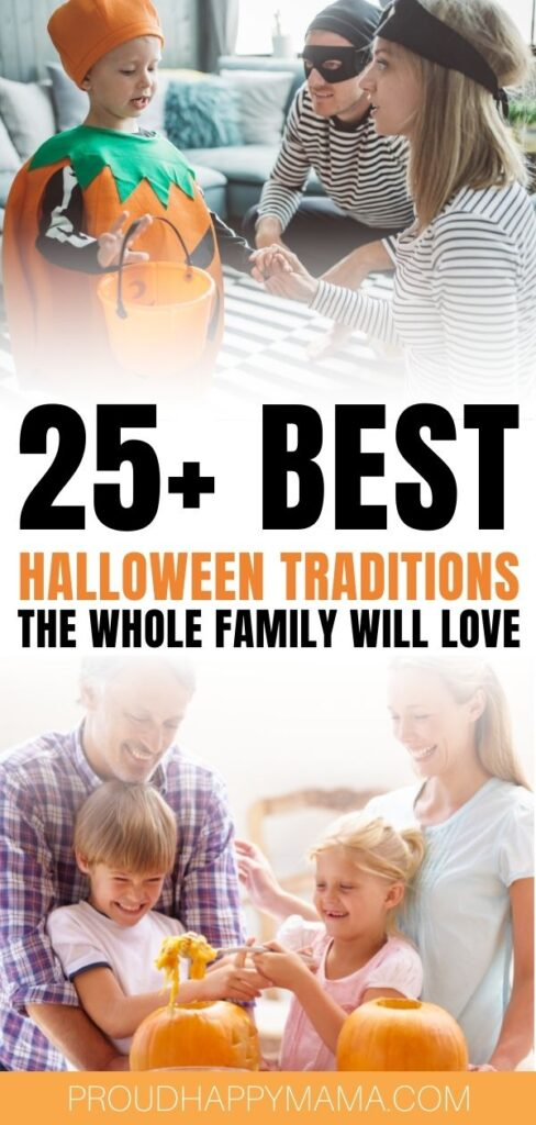 Halloween Family Traditions - Post Cover