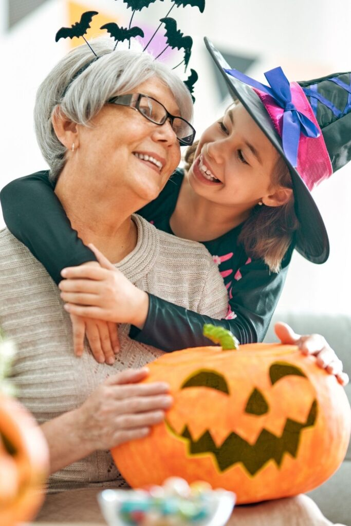 best halloween family traditions