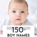 Sh boy names